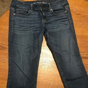 Women's America Eagle 'Artist' Jeans Size 10 Reg